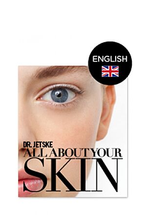 All about your skin - Book about skincare. Dr. Jetske Ultee